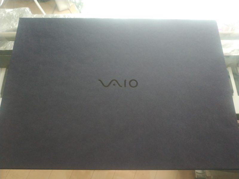 最新のVAIO Z(VJZ141)が最高すぎた(開封の儀)